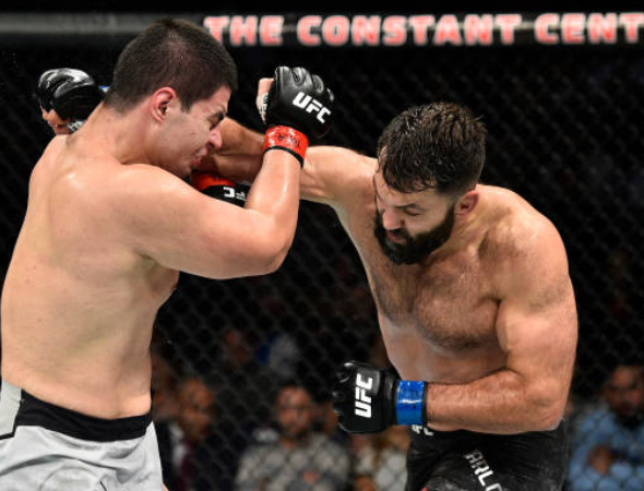 Andrei Arlovski quebra marca negativa vencendo Junior Albini no UFC Fight Night 120