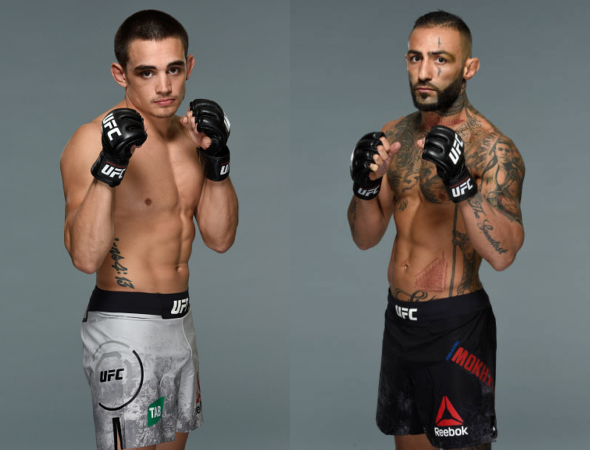 UFC Fight Night 121: Prévia do Card Preliminar