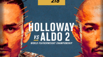 UFC 218: Holloway vs. Aldo 2 – Prévia do Card Principal