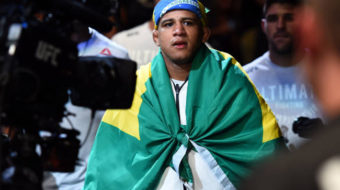 Gilbert Durinho enfrenta Olivier Aubin Mercier no UFC on Fox 28
