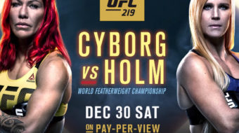 UFC 219: Cyborg vs. Holm – Prévia do Card Principal