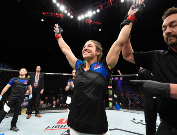 Sara McMann e Marion Reneau se enfrentarão no UFC On FOX 28