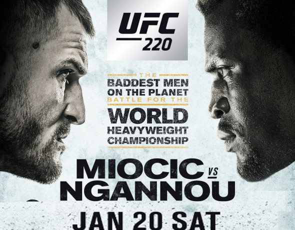 UFC 220: Miocic vs. Ngannou – Prévia do Card Principal