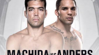 UFC Fight Night 125: Machida vs. Anders – Resultados