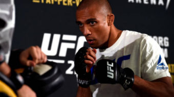 Edson Barboza encara Kevin Lee na luta principal do UFC Fight Night 128