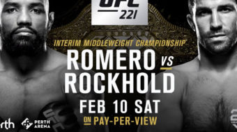 UFC 221: Romero vs. Rockhold – Prévia do Card Principal