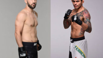 UFC Fight Night 126: Prévia do Card Preliminar