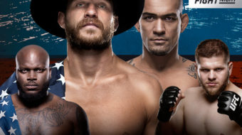 UFC Fight Night 126: Cowboy vs. Medeiros – Prévia do Card Principal