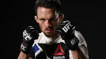 Jake Ellenberger encara Bryan Barberena no UFC Fight Night 131