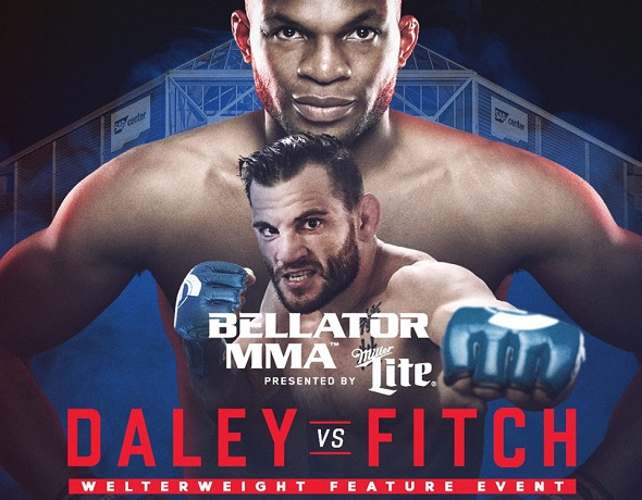 Paul Daley e Jon Fitch se enfrentam no Bellator 199