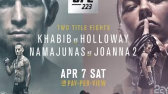 UFC 223: Khabib vs. Holloway – Prévia do Card Principal