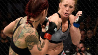 Holly Holm segue no peso pena e enfrenta Megan Anderson no UFC 225