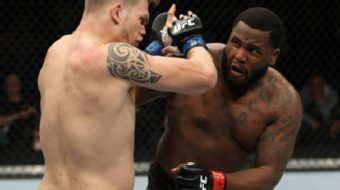 Justin Willis bate Chase Sherman em combate terrível no UFC Fight Night 128