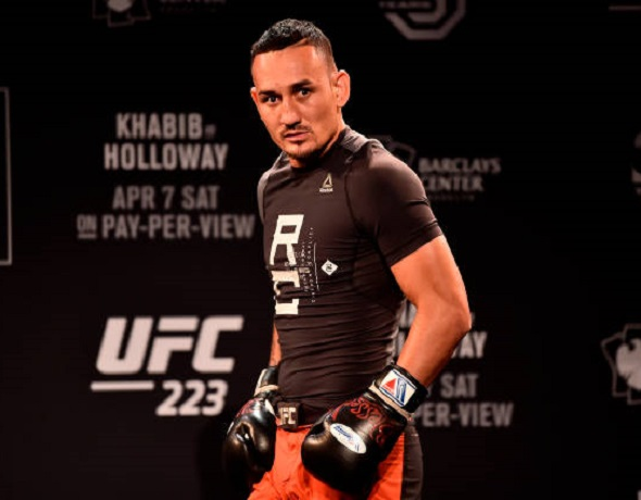 Max Holloway está fora do UFC 223