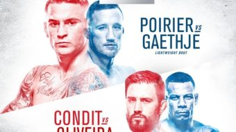 UFC On Fox 29: Poirier vs. Gaethje – Prévia do Card Principal