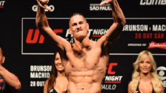 Niko Price enfrenta Randy Brown no UFC Fight Night 133